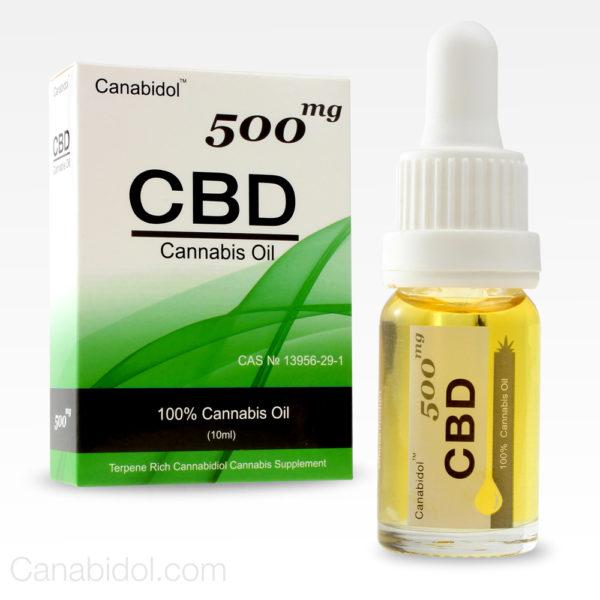Canabidol CBD Oil Drops