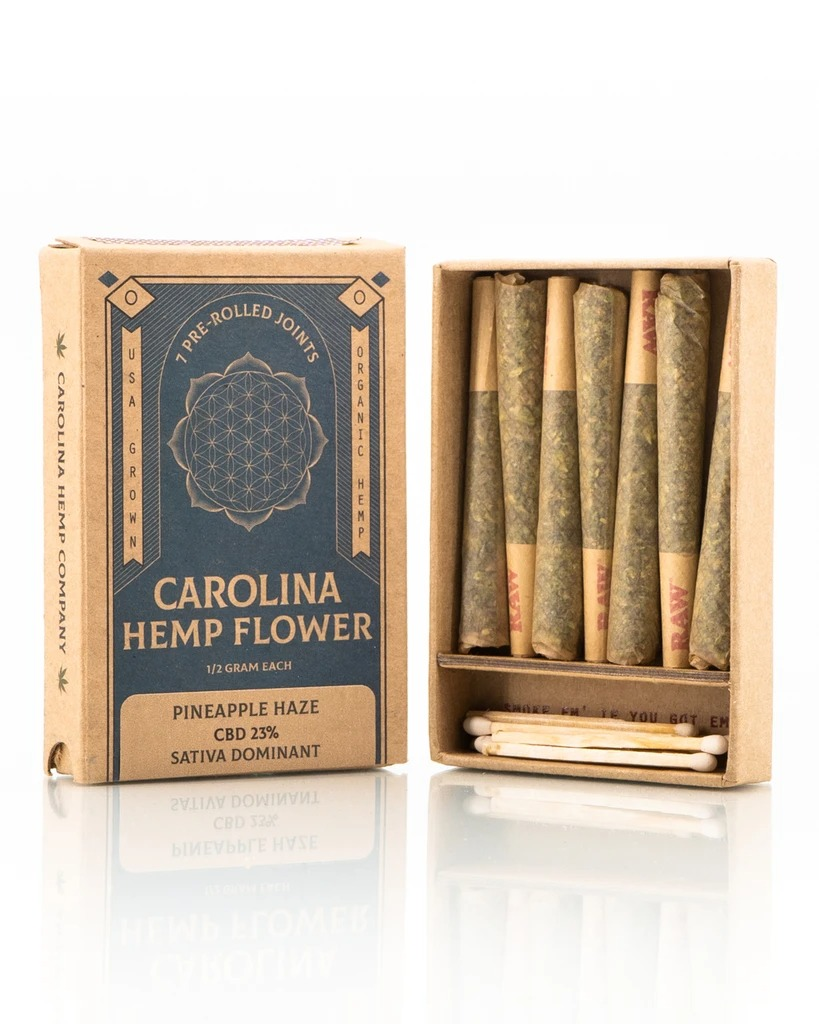 Carolina Hemp Company Hemp Flower