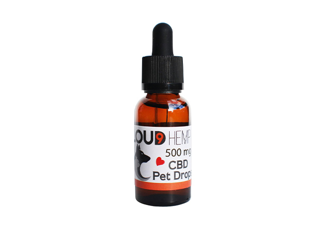 Cloud 9 Hemp CBD for Pets