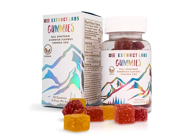 Extract Labs CBD Gummies