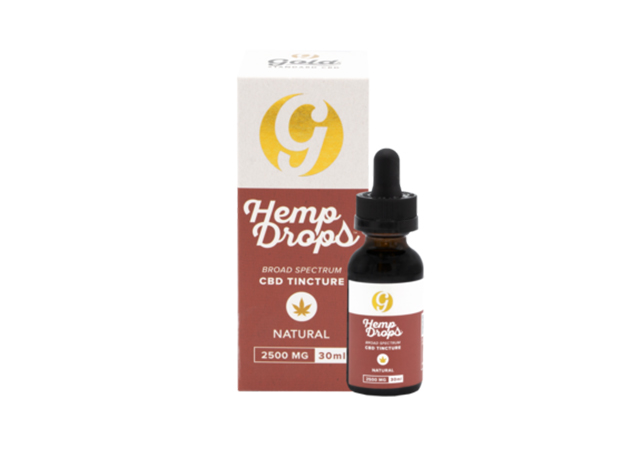 Gold Standard Hemp Drops