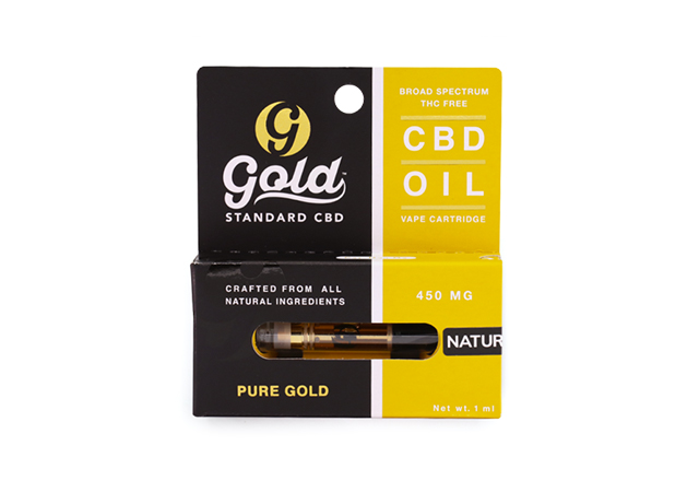Gold Standard CBD Oil